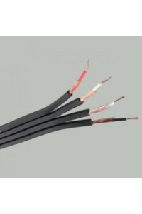 ШГЭС-4 4х0,08 Шнур соединительный для видео/аудиосистем