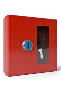 Ключница на 1 ключ (К-01) (красная) Ключница на 1 ключ