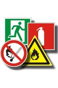 Пленки в ассортименте Знаки безопасности на пленке