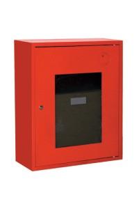 Ш-ПК-001НОК (ПК-310НОК) Шкаф пожарный навесной со стеклом красный