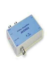 AVD102 Разветвитель-усилитель видеосигнала, 1 вход, 2 выхода