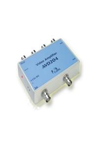 AVD204 Разветвитель-усилитель видеосигнала, 2 входа, 4 выхода