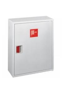 Ш-ПК-001НЗБ (ПК-310НЗБ) Шкаф пожарный навесной закрытый белый