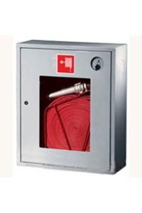 Ш-ПК-001НОБ (ПК-310НОБ) Шкаф пожарный навесной со стеклом белый