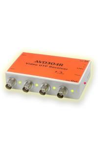 AVD304R Приемник видеосигнала по витой паре