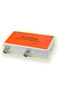 AVD502R Pro Приемник видеосигнала по витой паре
