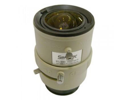 STL-3080 Объектив вариофокальный с ручной диафрагмой