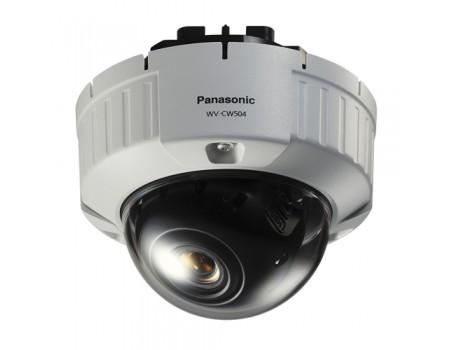 WV-CW504SE Видеокамера купольная антивандальная