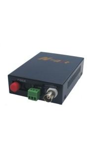 NT-D100MINI-20 Комплект оптический приемник-передатчик видеосигнала
