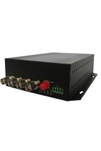 NT-D400-20 Комплект оптический приемник-передатчик видеосигнала