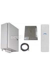 BR-005-8 Комплект для передачи видео с подключением до 8 IP-камер