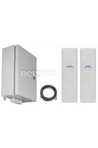 BR-025-8 Комплект для передачи видео с подключением до 7 IP-камер