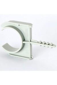 AKS 25 (30840) Держатель для труб с дюбелем