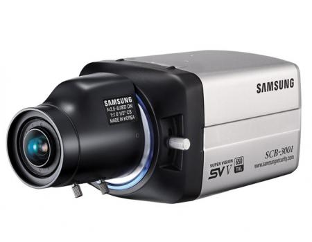 SCB-3001PH Видеокамера корпусная
