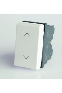 CAME 001YE0032 (белый) Выключатель без фиксации