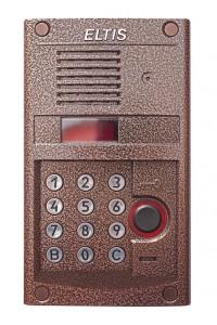 DP300-RD24 (медь) Блок вызова домофона