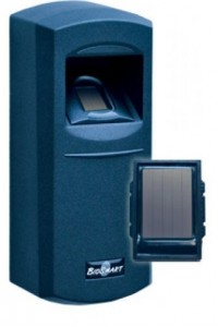 BioSmart 4-E-HD-T-L Контроллер биометрический