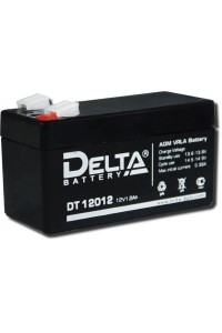 Delta DT 12012 Аккумулятор герметичный свинцово-кислотный