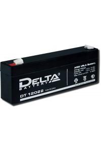 Delta DT 12022 Аккумулятор герметичный свинцово-кислотный