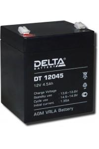 Delta DT 12045 Аккумулятор герметичный свинцово-кислотный