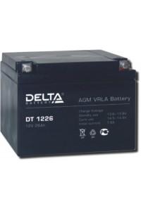 Delta DT 1226 Аккумулятор герметичный свинцово-кислотный