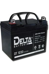 Delta DT 1233 Аккумулятор герметичный свинцово-кислотный