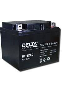 Delta DT 1240 Аккумулятор герметичный свинцово-кислотный