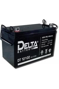 Delta DT 12100 Аккумулятор герметичный свинцово-кислотный