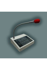 AL-C8F Пульт оператора микрофонный