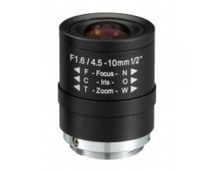 Foton 1/2.7 DC (2.9-10mm) Объектив мегапиксельный вариофокальный с автоматической диафрагмой (АРД)