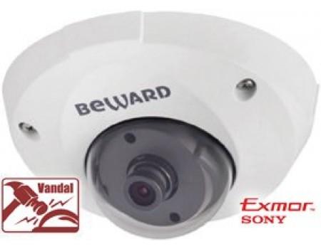 B1710DM (12 мм) IP-камера купольная