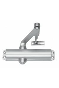 Abloy DC120 (серебро) Доводчик с рычажной тягой