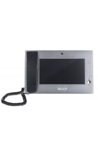 AM-01 SILVER Монитор IP-видеодомофона цветной