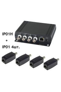IP01K Удлинитель Ethernet