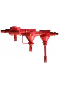 """ИП 101 """"Гранат"""" потолочный, двухвводный (проходной) Извещатель пожарный тепловой максимальный взрывозащищенный"""