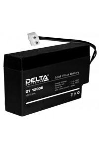 Delta DT 12008 (Т13) Аккумулятор герметичный свинцово-кислотный