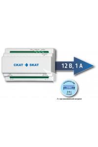 SKAT-12DC-1.0 Li-ion Источник вторичного электропитания резервированный
