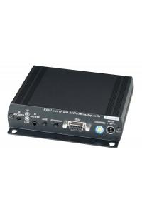 HE05BT Передатчик HDMI по Ethernet