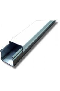 ККМО 25х20 Кабельный канал металлический оцинкованный