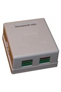 БР-12/02 Блок реле для GSM сигнализации