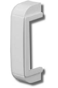 Адаптер для ввода короба 70х22 в коробки (07225) Адаптер для ввода канала в коробки PDD-N и 6-ти модульную коробку