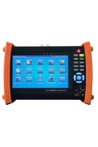 TIP-MT Многофункциональный тестовый видеомонитор для аналогового и IP видеонаблюдения