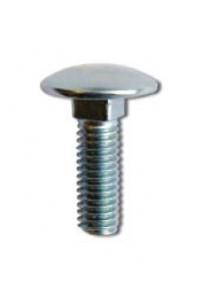Винт с гладкой головкой М10х25 (CM011025) Винт с гладкой головкой и квадратным подголовником