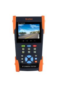 TIP-3,5 Многофункциональный тестовый видеомонитор для аналогового и IP видеонаблюдения