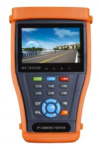 TIP-A-4,3 Многофункциональный тестовый видеомонитор для аналогового и IP видеонаблюдения