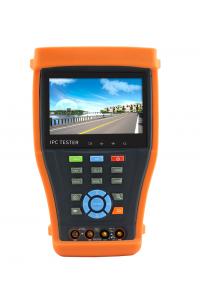 TIP-T-M-4,3 Многофункциональный тестовый видеомонитор для аналогового и IP видеонаблюдения