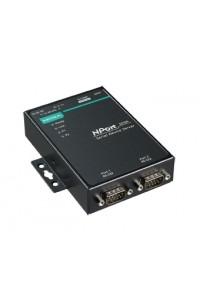 NPort 5210A 2-портовый асинхронный сервер RS-232 в Ethernet