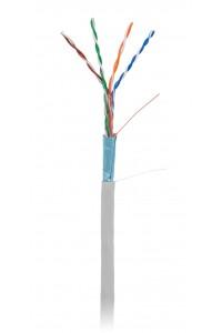 F/UTP 4pair, Cat5e, In, PVC (EC-UF004-5E-PVC-GY) Кабель «витая пара» (LAN) для структурированных систем связи