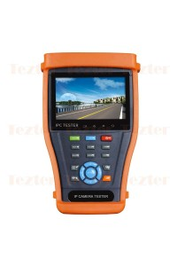 TIP-H-4,3 Многофункциональный тестовый видеомонитор для аналогового и IP видеонаблюдения