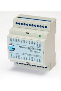 ACS-103-C-DIN(M) Контроллер СКУД